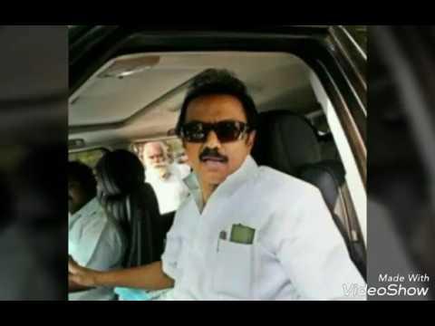 முதல்வருக்கு வழிவிட்ட எதிர்க்கட்சி தலைவர் மு.க.ஸ்டாலின்