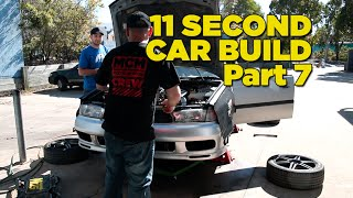 Gramps the 11 Second Car - Build Part 7
