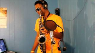Kelly Price ft. Stokley- Not My Daddy (Sax Cover by Stot Juru)