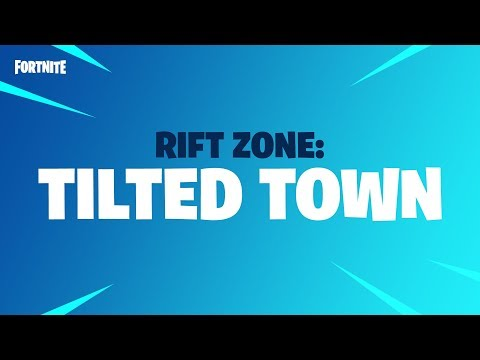 Fortnite Season 10: new Rift Zone turns Neo Tilted into Tilted Town