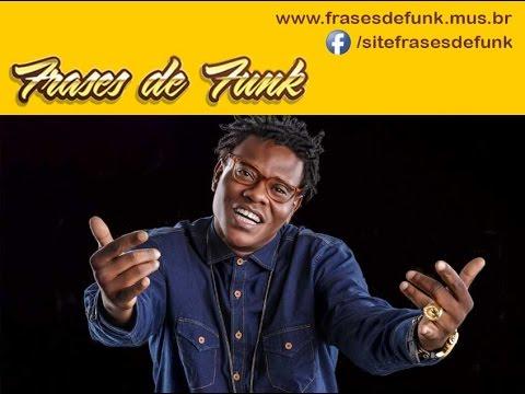 Mc Sapão Vou Desafiar Você Frases De Funk Youtube