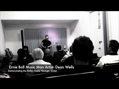 Ernie Ball Music Man- Reflex Game Changer- Dean Wells
