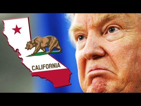 California Bucks Trump