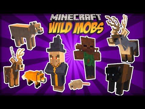 1 7 10] Wild Mobs Mod Download   Minecraft Forum