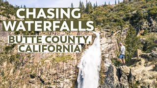 Exploring Creeks and Waterfalls in Butte County, California | VLOG Part 2