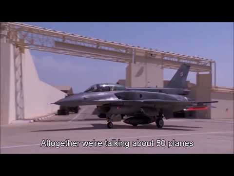 """Manöver """"Blue Flag"""" 2017: Deutsche Kampfjets über Israel"""