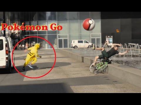 The Revenge: Pokemon-Spieler in Basel werden abgeknallt - Fake?
