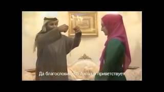 Новый нашид Мой любимый Пророк с а в    Хутмат Кадырова 2013