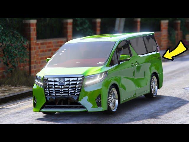 Lecet Grab Toyota Alphard Hampir Di Begal Gta 5 Real Life Youtube