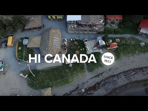 This is how we CO | HI Canada Hostels