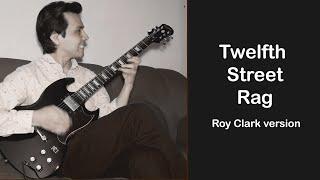 12 street rag - roy clark version sg ...