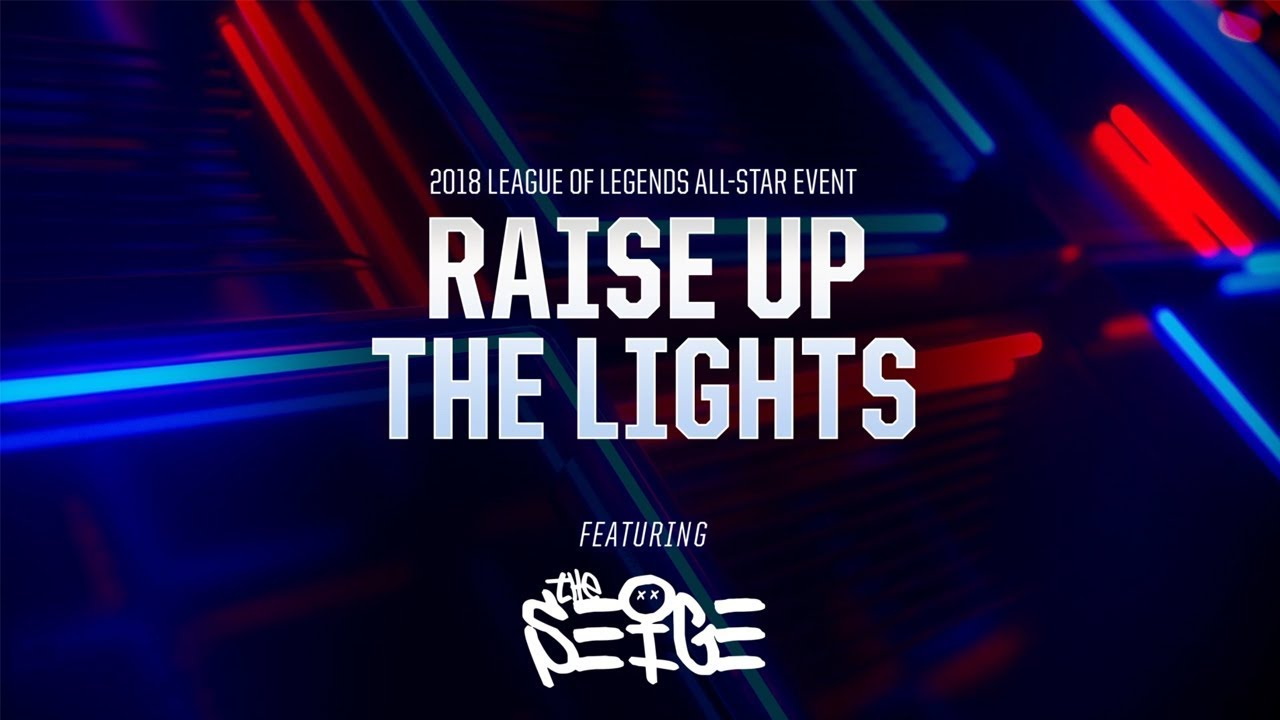 The Seige) [OFFICIAL AUDIO] | All-Star 2018 - League of Legends