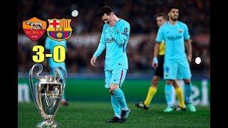 Roma vs Barcelona 10/04/2018 Champions league 2018 | Mi resumen del partido