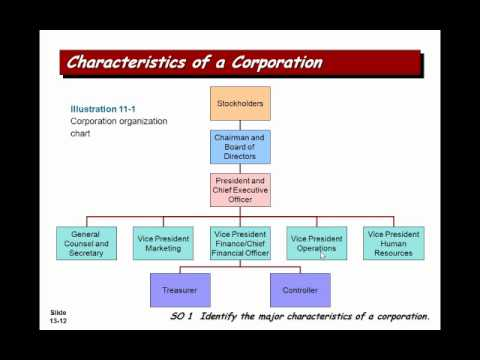 Chapter 11 - Stockholders' Equity - Part 1
