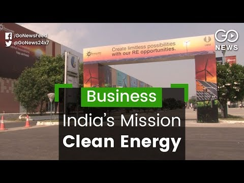 Renewable Energy India Expo 2018