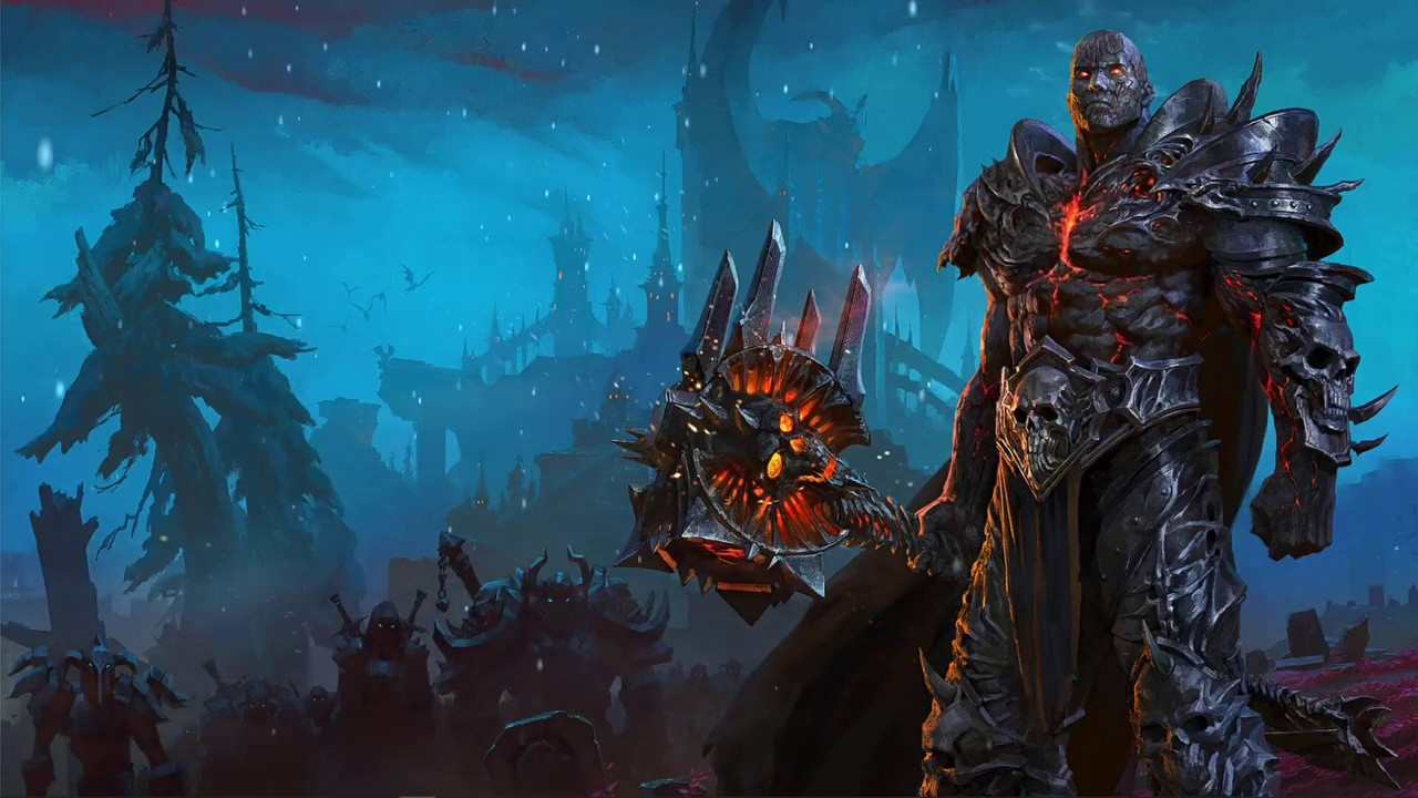 Bolvar The Lich King Wallpaper Engine Preview