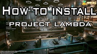 How to install Project Lambda [Half Life In Unreal Engine 4]