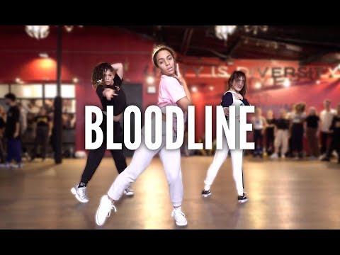 ARIANA GRANDE - Bloodline  Kyle Hanagami Choreography