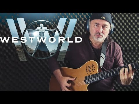 Westworld HBO (opening theme) - fingerstyle guitar