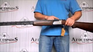 Nova espingarda calibre 28