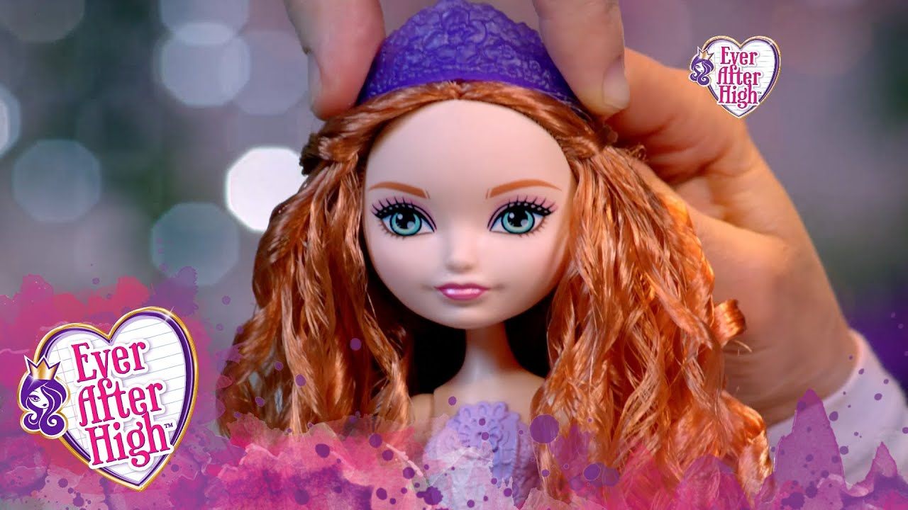 hairstyling holly 'hair doll tv