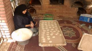 Pita Bread Making and Baking