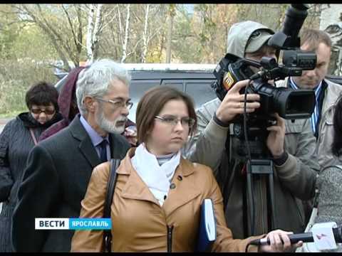 Ярославцы против застройки Петропавловского парка