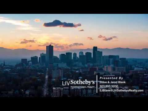 Stunning Denver Luxury Penthouse Condo - Pinnacle At City Park South