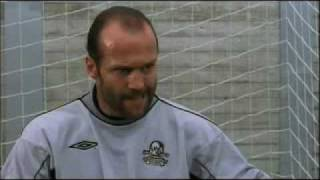 The Monk Kickass Goalkeeper (Mean Machine)