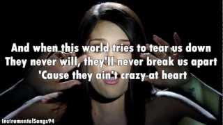Jessie J - Silver Lining Instrumental / Karaoke with Lyrics
