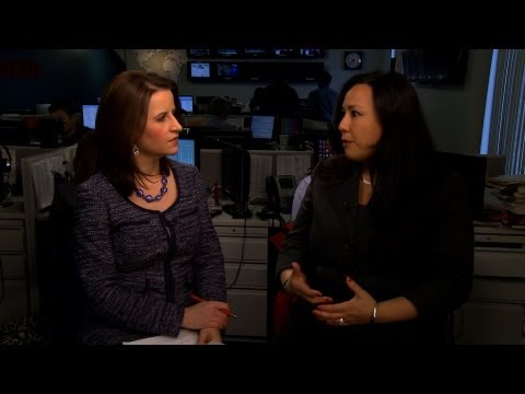 Christina Bellantoni chats with Jennifer Korn about efforts to reform U.S. immigration policy (via PBS NewsHour​)