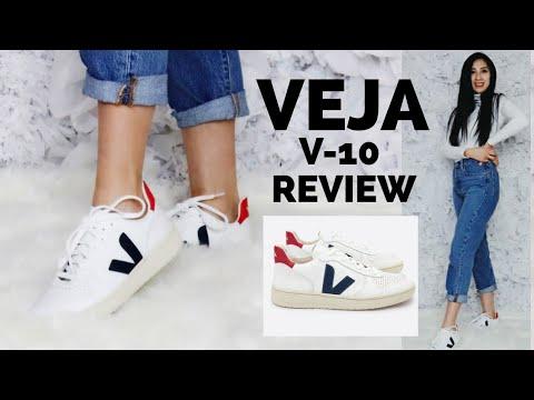 veja-v-10-sneaker-review-&-mod-shots-|-iphone-11-pro-max-unboxing