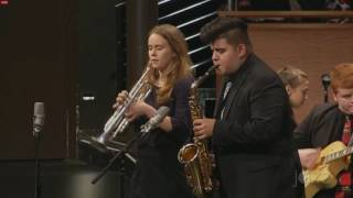 FINALE- Essentially Ellington 2016: Tucson Jazz Institute- MOVIN' UPTOWN