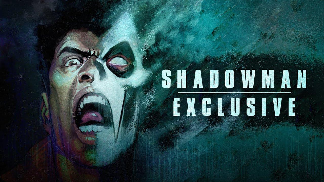 Shadowman Returns (EXCLUSIVE)