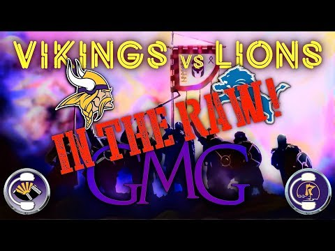 vikings-vs-lions---gmg-in-the-raw!