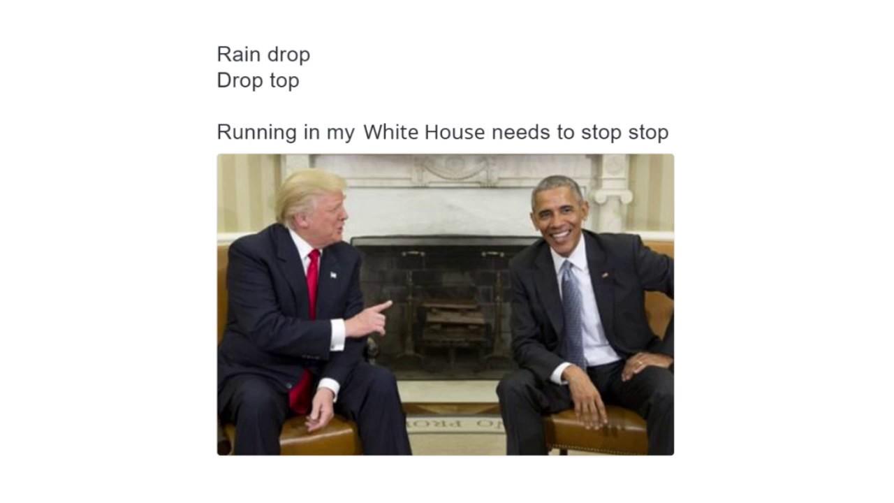 maxresdefault rain drop, drop top meme trump obama biden youtube