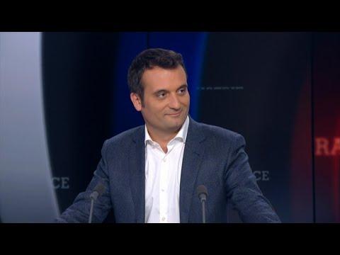 """Florian Philippot : """"La refondation du FN se passe assez mal"""""""