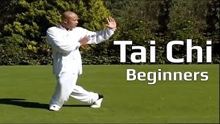 Tai chi chuan for beginners - Taiji Yang Style form Lesson 5