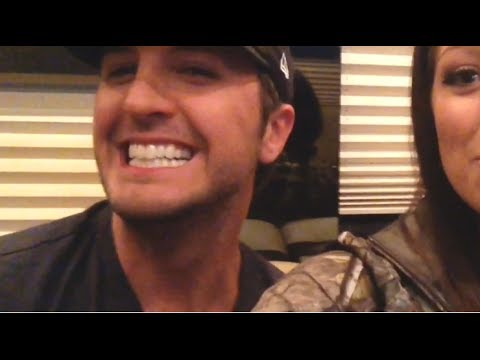 Luke Bryan Selfie Interview
