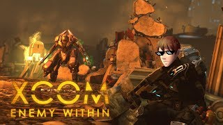 КЭМЭНДЭР ШЭПОРД | XCOM: Enemy Within | #1 [СТРИМ]