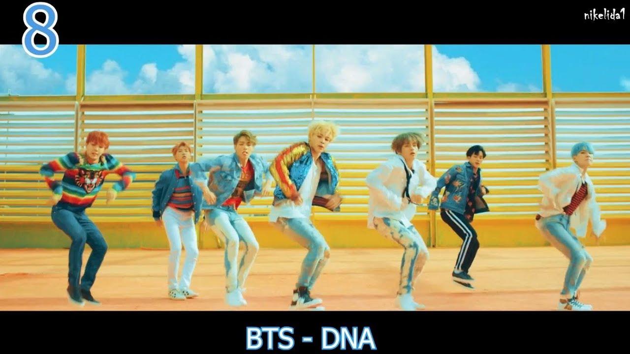 TOP 10 KOREAN SONGS (SEPTEMBER 23, 2017)