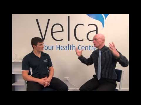 Kman McEvoy interviews MAX Graduate Troy from Velca Health Centre on building his fitness business