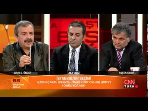 Sırrı Süreyya Önder, Baştan Sona'da soruları yanıtladı - (07.03.2014)