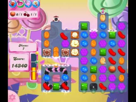 Candy Crush Saga Level 2603 - NO BOOSTERS