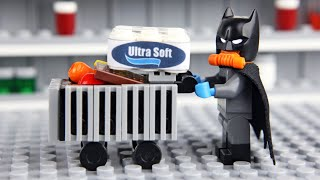 Lego Batman vs Virus