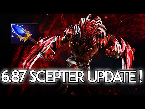 6 87 patch changes dota 2 bloodseeker aghanim s scepter update