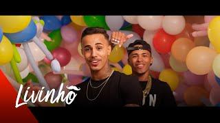 MC Livinho - Hoje Eu Vou Parar na Gaiola ft. Rennan da Penha (Lyric Video)