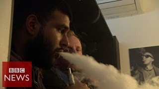 Are electronic cigarettes safe? BBC News