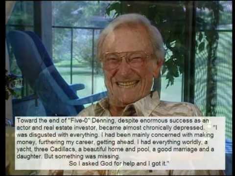 richard denning interview 1996 - hawaii five-o