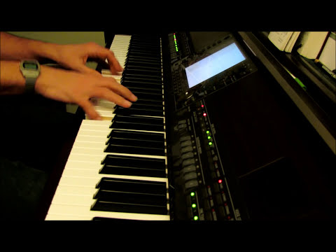Leaning On The Everlasting Arms - Piano Instrumental Hymn With Lyrics